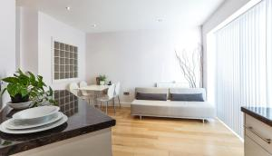 A seating area at Fabulous Apartment Central London