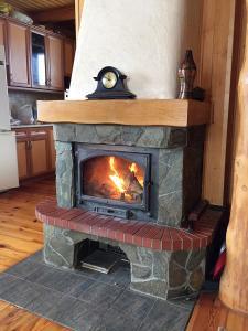 Sprzęt do grillowania w domu wakacyjnym