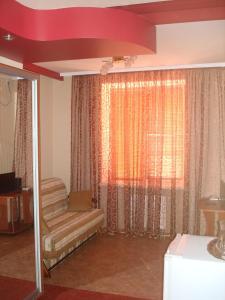 A seating area at Apartamenty DC Yuzhniy