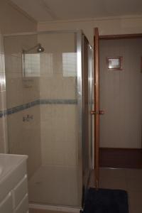 A bathroom at Bundalong Hideaway