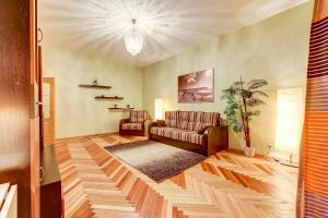 Гостиная зона в Апартаменты на Невском проспекте 13