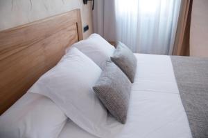 Llit o llits en una habitació de Sa Voga