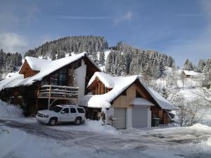 Ferienhaus Beckmann im Winter