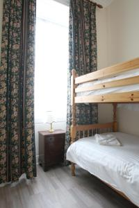 A bunk bed or bunk beds in a room at 52 Charlotte Street