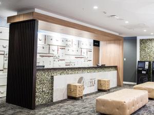 El vestíbulo o zona de recepción de a-STYLE SHINSAIBASHI (Female Only)