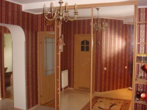 A bathroom at Apartments at Potemkina 13