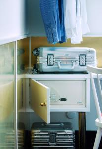 Küche/Küchenzeile in der Unterkunft Five Rooms