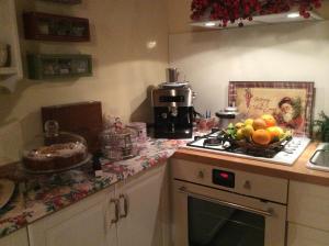 Cucina o angolo cottura di Casa Moccia - Maison D'antan