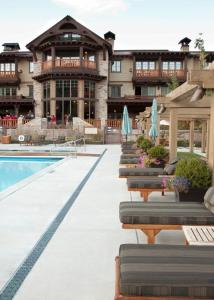 The swimming pool at or near Hotel Park City, Autograph Collection