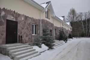 Отель Горный Воздух зимой