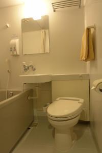 旅の宿 らくちんにあるバスルーム
