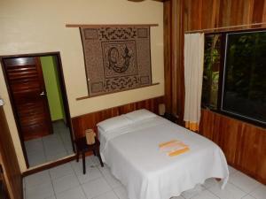 Cama o camas de una habitación en La Casa Fitzcarraldo