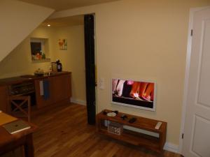 TV/Unterhaltungsangebot in der Unterkunft Business Apartments Sonne Mond Sterne