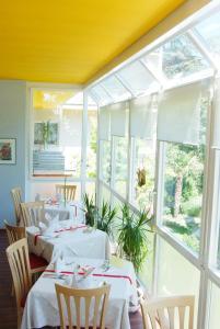 Ресторан / где поесть в Parkhotel Zur Linde