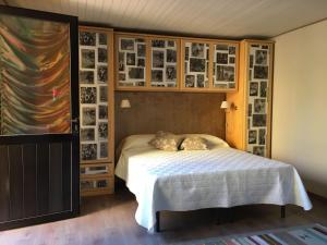 Letto o letti in una camera di Il Granatino