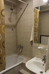 Ванная комната в Квартиры Калинина 161А
