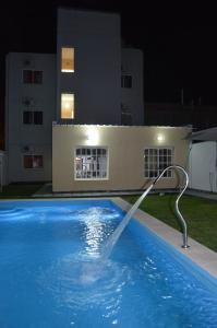 The swimming pool at or near Hosteria Tia Florita