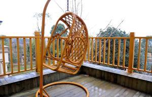 A balcony or terrace at Countryside Villa