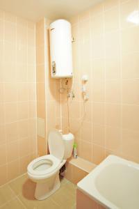 Ванная комната в Apartments Allilueva 12a