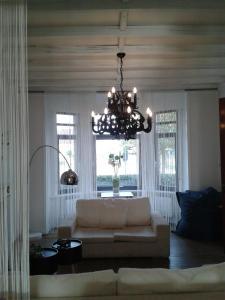 Area soggiorno di Villa Emma