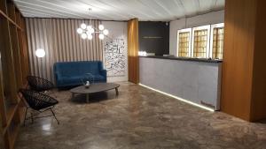 Lobby/Rezeption in der Unterkunft Hotel Xanthippion