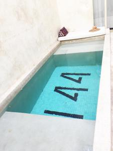 The swimming pool at or near Riad 144