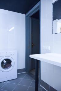 Ванная комната в Moscow Friends Hostel