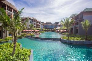 The swimming pool at or near Mai Khao Lak Beach Resort & Spa