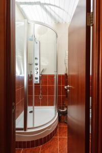 A bathroom at Serpukhovskoy Dvor