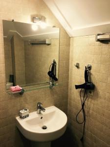 Ванная комната в Apartment on Kurortny Prospekt