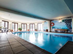 Het zwembad bij of vlak bij Hotel La Palma Romántica
