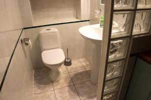 Ванная комната в апартаменты на Интернациональной