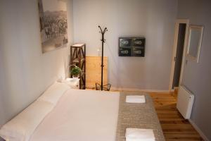 Cama o camas de una habitación en Kaixo Hostel