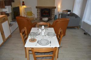 Restaurant ou autre lieu de restauration dans l'établissement Au Coeur d'Amiens