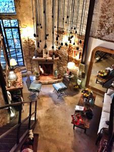 Area soggiorno di Art Design Otel