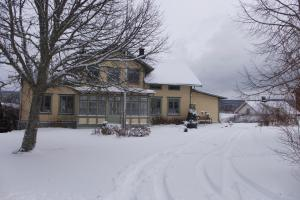 Perssons Magasin under vintern