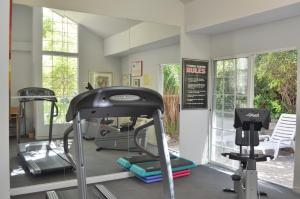 The fitness center and/or fitness facilities at Hotel Buena Vista - San Luis Obispo