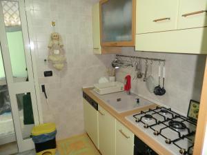 Cucina o angolo cottura di Casa Salina