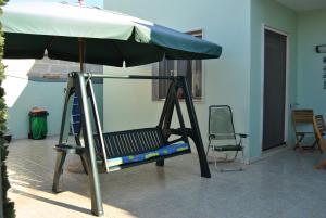 Palestra o centro fitness di Casa Salina
