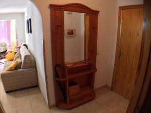 Ein Badezimmer in der Unterkunft Apartment Asequin Beach
