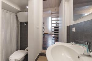 Un baño de Apartment San Gallo