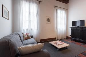 Zona de estar de Apartment San Gallo
