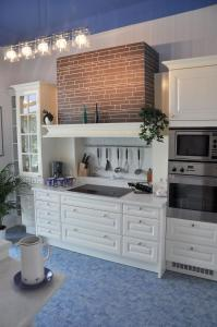 A kitchen or kitchenette at Business Home Vienna