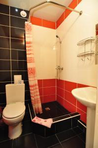Ванная комната в Guest House Eliza