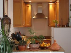 Una cocina o zona de cocina en El Artista