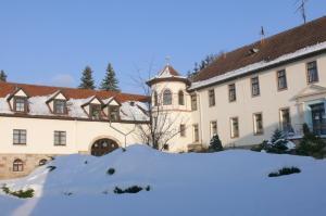 Hotel Fröbelhof im Winter
