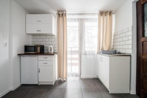Kuchnia lub aneks kuchenny w obiekcie JosepHome