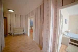 Ванная комната в Apartments on Vodopyanova
