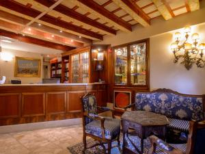 Hall o reception di Centauro Hotel