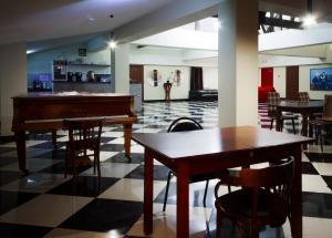 Лаундж или бар в Бутик-Отель Столица
